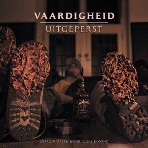 Vaardigheid - Uitgeperst (album cover)